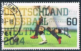2014  Deutschland Fussball Weltmeister - [7] République Fédérale