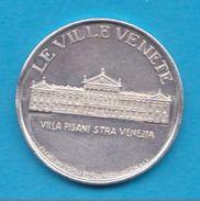 Stra Venezia Villa Pisani Pierino D'argento Gettone 1976 - Monetary/Of Necessity