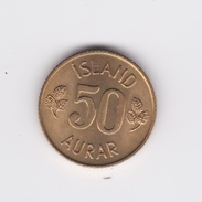 50 Aurar 1974 UNC - Iceland