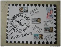 TAAF  2005  CARNET HISTORIQUE  C 418   Nos  YT  418/428 * * - Booklets