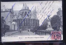 MONS                      TRAIT ANTI COPIE - Belgique