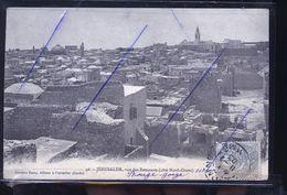 JERUSALEM 1903                              TRAIT ANTI COPIE - Non Classés