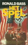 HET SPEL - RONALD BASS - Private Detective & Spying