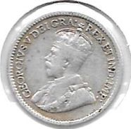 *canada 5 Cents 1918  Km 22  Vf+ - Canada