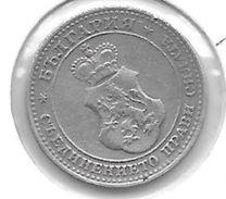 *bulgaria 5 Stotinski 1917  Km 24a  Xf+ - Bulgarie