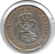 *bulgaria 2,5 Stotinski 1888 Km 8  Vf - Bulgarie