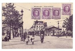 BELGIQUE - BRUXELLES Porte De Ninove - Sonstige