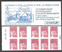 France 2001 - Yv N° 3419 - C 17 ** - La France à Voir - Portraits De Régions (daté) - Usados Corriente