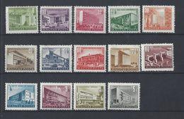 Nr 1004-1012 ** - Hongarije