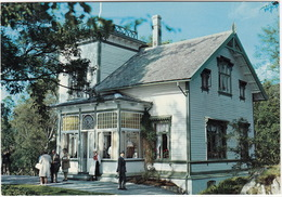 Bergen: 'Troldhaugen' - Nina Og Edvard Grieg's Hjem - (Norge/Norway) - Noorwegen