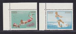 PANAMA N°  399 & 400 ** MNH Neufs Sans Charnière, Sports, TB  (D0137) - Panama