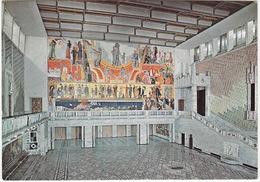 Oslo - Radhus - Sentralhallen / Main Hall - (Oil Painting By Henrik Sorensen) - (Norge/Norway) - Noorwegen