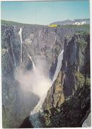 Voringfoss 182 M. Fall Near Fossli Hotel  - (Norge/Norway) - Noorwegen