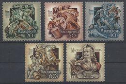 Nr 1092-96 ** - Hongrie