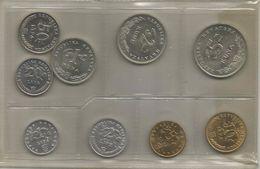 Croatia 1993. High Grade Complete Coin Set - Croatia