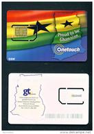 GHANA - Mint/Unused SIM Chip Phonecard - Ghana