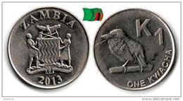 Zambie - 1 Kwacha 2013 (High Grade) - Zambie