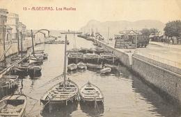 Algeciras (Algésiras) - Los Muelles, Barques De Pêche - Cádiz