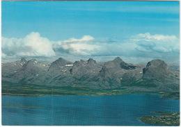 Helgeland - Utsikt Mot De Syv Sostre / Seven Sisters-  (Norge/Norway) - Noorwegen