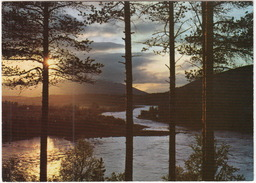 Malselvfossen Falls - Evening Mood -  (Norge/Norway) - Noorwegen