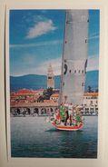 Slovenia Basketball Cards Stickers Nr.174 Koper Basketball On Boat EUROBasket 2013 - Adesivi