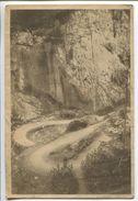Serpentine At Bicaz Gorges - Romania