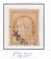 PGSO Sur 59 - 1849-1876: Période Classique