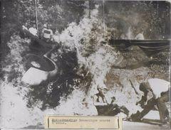 TRES BELLE PHOTO  / COURSE D ATLANTA / DRAMATIQIE ACCIDENT DE SKIMP HERSHEY MORT 12 H APRES - Automobiles