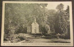 Saint Rémy Les Chevreuse N°39 - Chapelle Du Château De Vaugien - Non-circulée - St.-Rémy-lès-Chevreuse