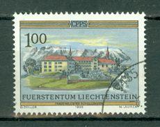 Liechtenstein  1985  Yv. 810 (o) Used - Liechtenstein