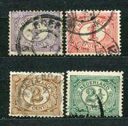 Niederlande Nr.49/52        O  Used       (735) - Usati