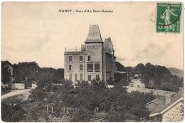 NANCY (54) CURE D'AIR SAINT-ANTOINE. 1911 - Nancy
