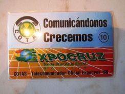 RARE  BOLIVIA  COTAS  Expocruz - Bolivie