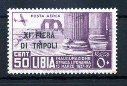 1937 LIBIA N.A32 * - Libia