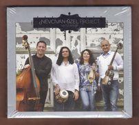 AC - Nevcivan özel Project Taristanbul BRAND NEW TURKISH MUSIC CD - World Music