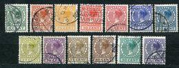 Niederlande Nr.151/63        O  Used       (782) - Periodo 1891 – 1948 (Wilhelmina)