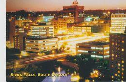 Skyline View Of SIOUX FALLS, SOUTH DAKOTA - Sioux Falls