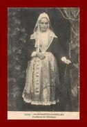 Plougastel Daoulas * Costume De Mariage   ( Scan Recto Et Verso ) - Plougastel-Daoulas