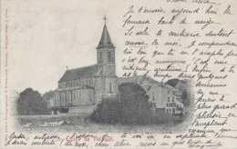 Vielsalm - Eglise De - Circulé En 1900 - Dos Non Séparé - TBE - Vielsalm