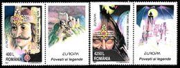 Europa - CEPT 1997 - Roumanie - Yvert Nr. 4382/4383 - Michel Nr. 5253/5254  ** - Europa-CEPT