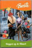 Barbie Skipper Op De Filmset  Mattel Boek - Livres, BD, Revues