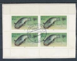 DDR/East Germany/Allemagne Orientale 1987 Mi: Kb 3097 Yt:  (Gebr/used/obl/o)(2804) - [6] Oost-Duitsland