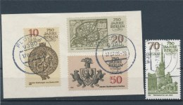 DDR/East Germany/Allemagne Orientale 1986 Mi: 3023-3026 Yt:  (Gebr/used/obl/o)(2806) - Oblitérés