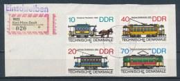 DDR/East Germany/Allemagne Orientale 1986 Mi: 3015-3018 Yt:  (Gebr/used/obl/o)(2811) - [6] Democratic Republic
