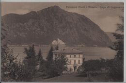 Pensione Pozzi - Bissone, Lago Di Lugano - TI Tessin
