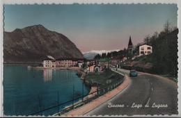 Bissone - Lago Di Lugano - Oldtimer - TI Tessin