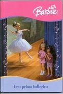 Barbie Een Prima Ballerina   Mattel Boek Jeugd - Jeugd