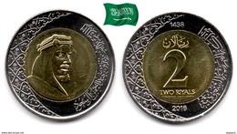 Arabie Saoudite - 2 Riyals 2016 (UNC) - Arabia Saudita