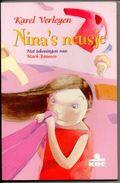 Karel Verleyen Nina's Neusje Met Tekeningen  Van Marie Janssen  101 Blz Kinderboek Boek - Jeugd
