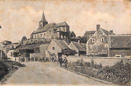 Huccorgne - L'Eglise (animée, Th. Van Den Heuvel) - Wanze